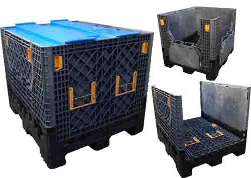 折叠式卡板箱